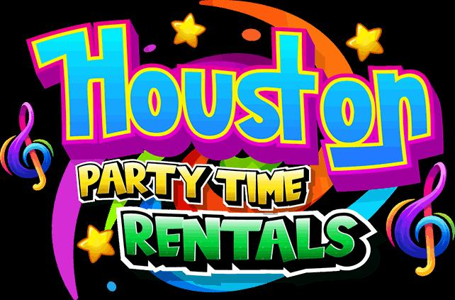 Houston Party Time Rentals - providing bounce houses in Houston