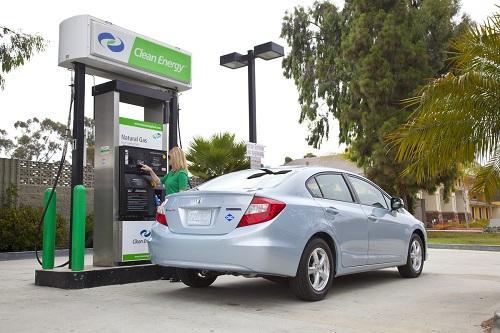 Natural Gas-Powered Vehicles Market