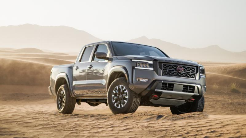 All New 2022 Nissan Frontier Is Revealed To Give Next Level Competition - Reliance Nissan