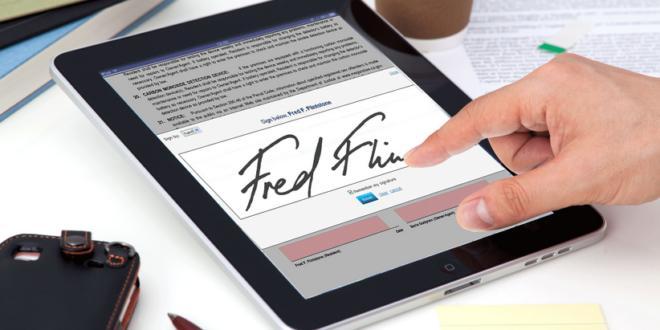 Digital Signature Software Market