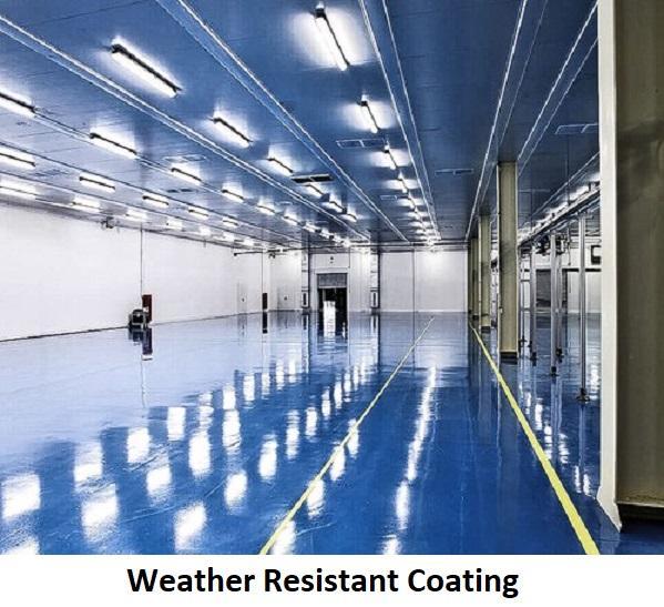 Weather Resistant Coating