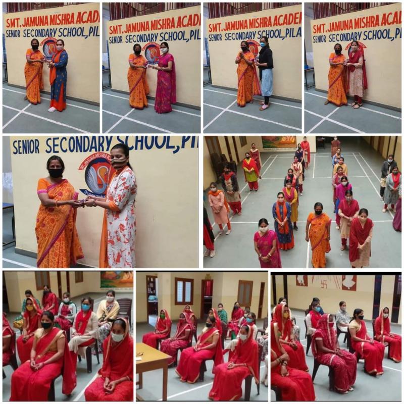 JMA Pilani Celebrates International Women's Day 2021