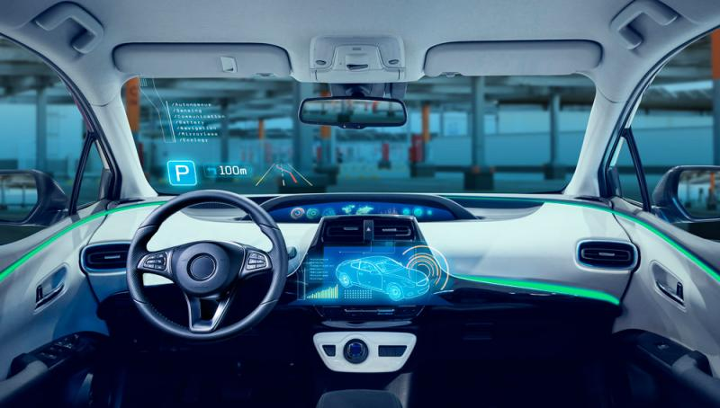 Indoor Mapping In-Vehicle Navigation