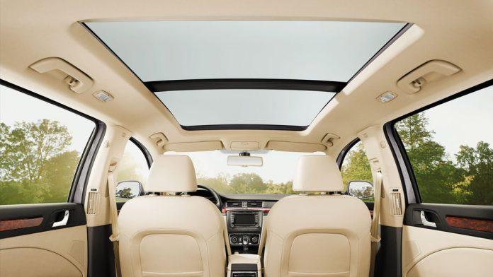 Automotive Panoramic Sunroof Market