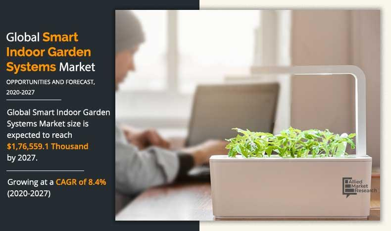 Smart Indoor Garden Systems Market