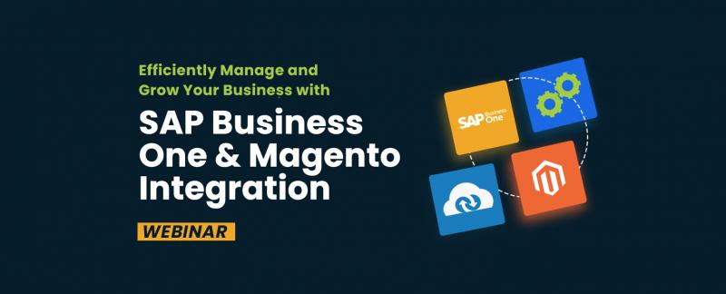 A deep dive into how APPSeCONNECT is streamlining the integration process SAP Business One and Magento