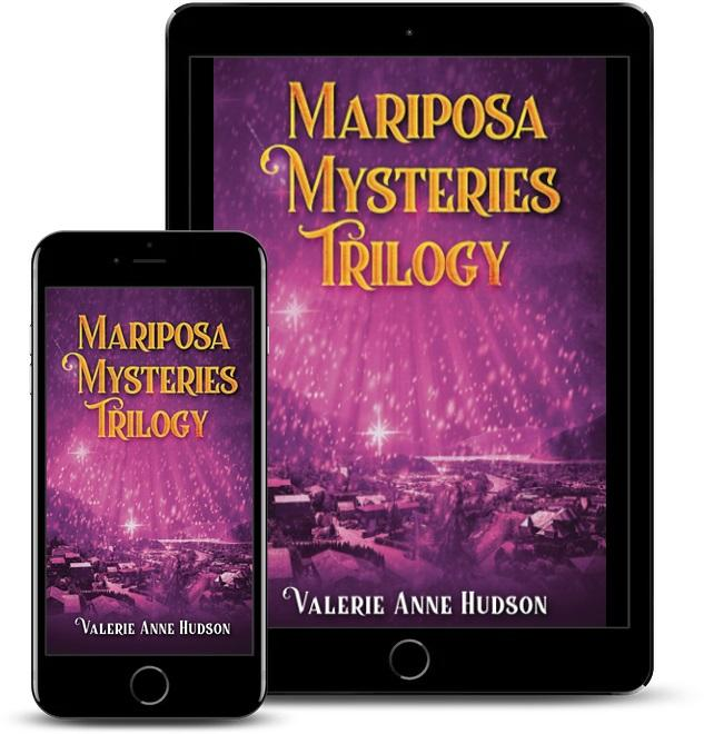 Mariposa Mysteries Trilogy
