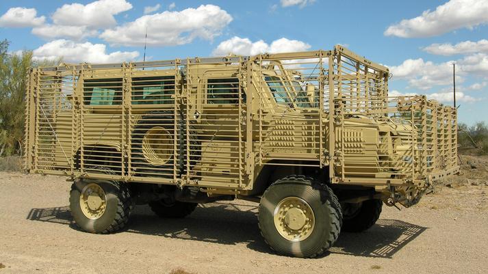 Vehicle Armor