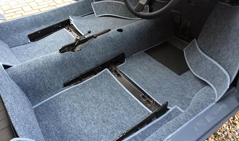 Automotive Carpeting Industry