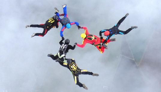 Skydiving Market