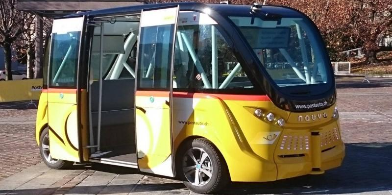 Autonomous Bus Door System Market