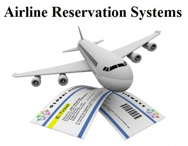Airline Reservation Systems Market