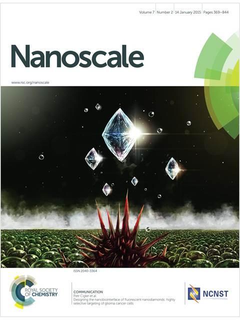 Nanoscale Cover Image