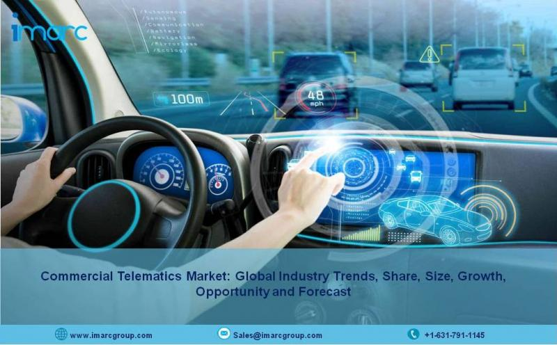 Commercial Telematics Market Report By IMARC Group