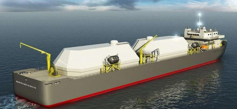 Small Scale LNG Market | Global Analysis of Key Manufacturers,