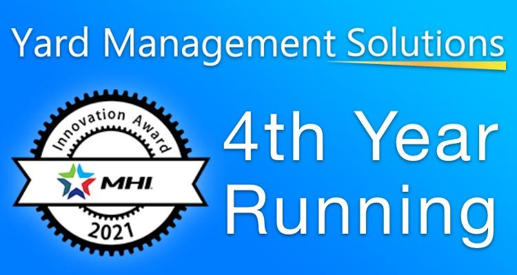 YMS - Best IT Innovation for four consecutive years