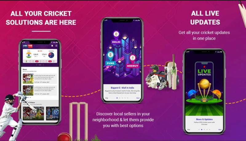 NexGen IOT Solutions launches CricView Mobile App –