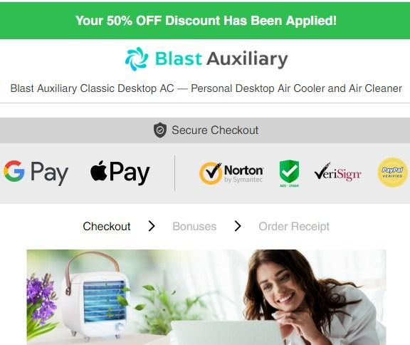 Blast Portable AC Reviews-Get Refreshed in This Summer