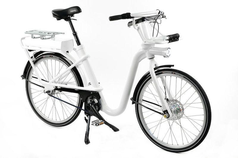 E-Bike Sharing