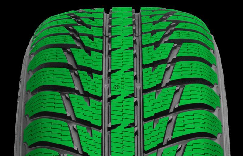 Automotive Green Tires