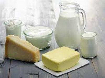 Milk and Butter Market
