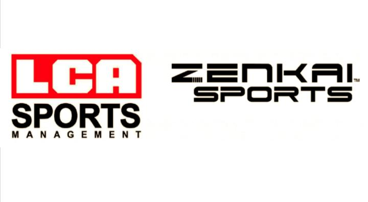 Charlotte, North Carolina, (April 12th, 2021) ? Zenkai Sports (Zenkai) announces a partnership with LCA Sports Management (LCA).