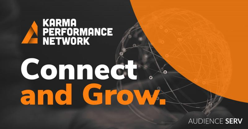 """Audience Serv launches new performance network """"Karma Performance Network"""""""