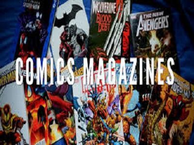 Comic Magazine Market