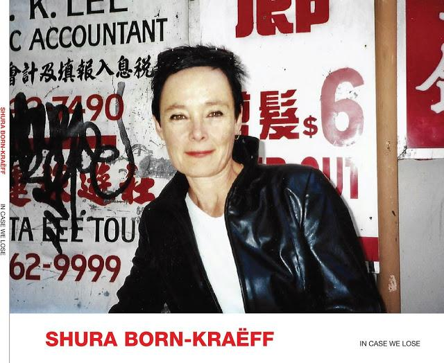 In case we lose, book title of the biography of Shura Born-Kraëff
