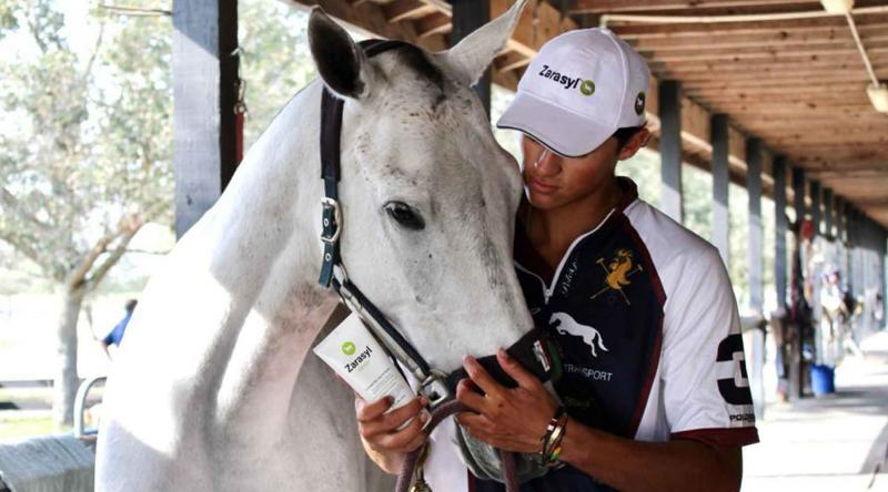 Timmy Dutta Keeps his Polo Ponies in Peak Performance with