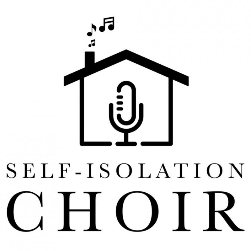 The Self-Isolation Choir logo