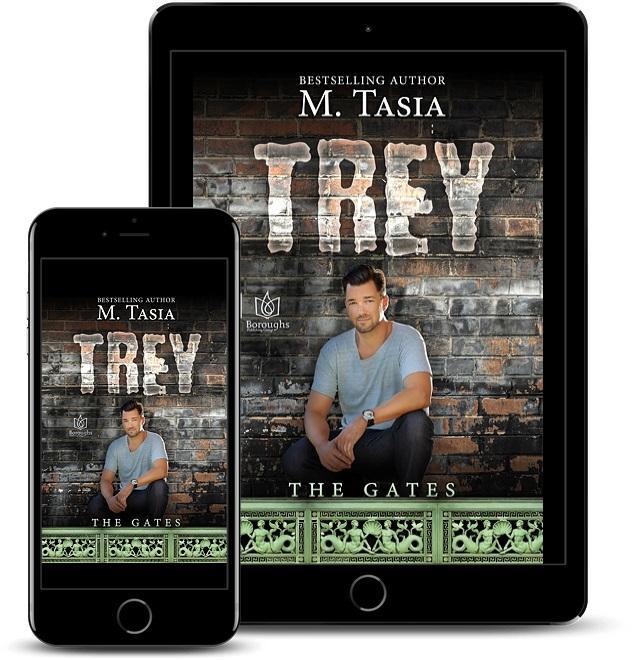 Trey By M. Tasia