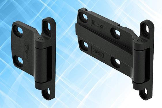 DIRAK 4-351 2D adjustable hinge from FDB Panel Fittings