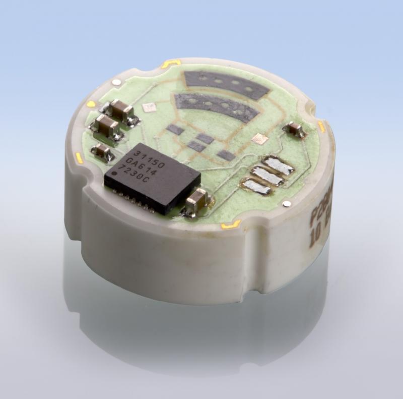 Media resistant ceramic pressure sensor ME790 for relative pressures