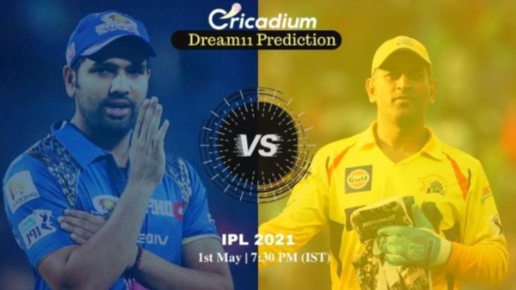 MI vs CSK Dream 11 Prediction: IPL 2021 Match 27 Mumbai vs Chennai