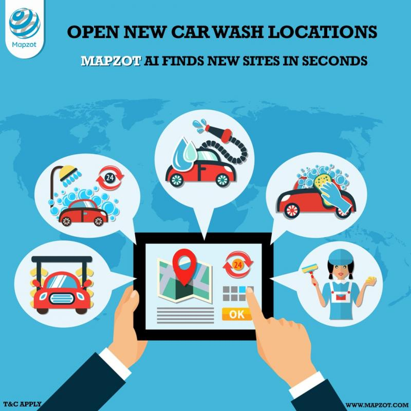 Car Wash Owners - Now AI can tell you where to open your next store!