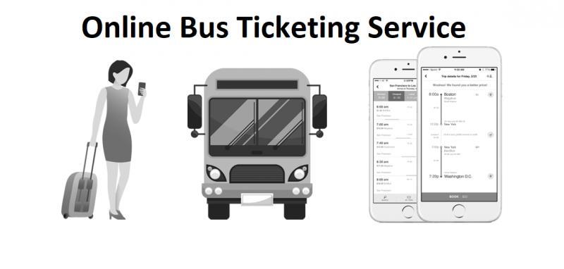 Online Bus Ticketing Service