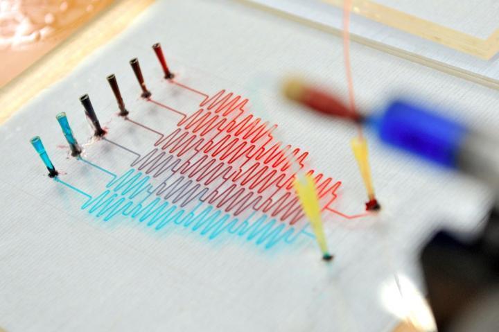 Microfluidics Market