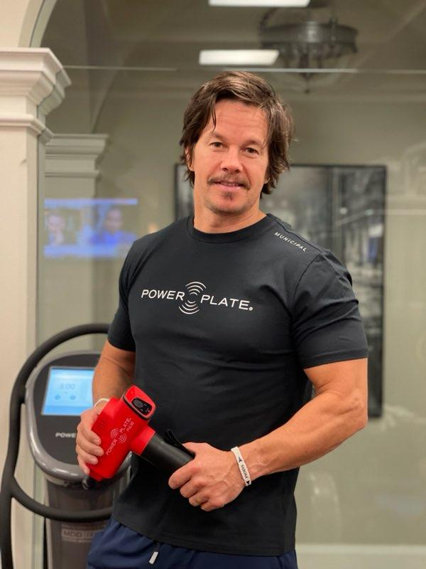 Hollywood Star Mark Wahlberg Joins Power Plate as Key Stakeholder and Brand Ambassador