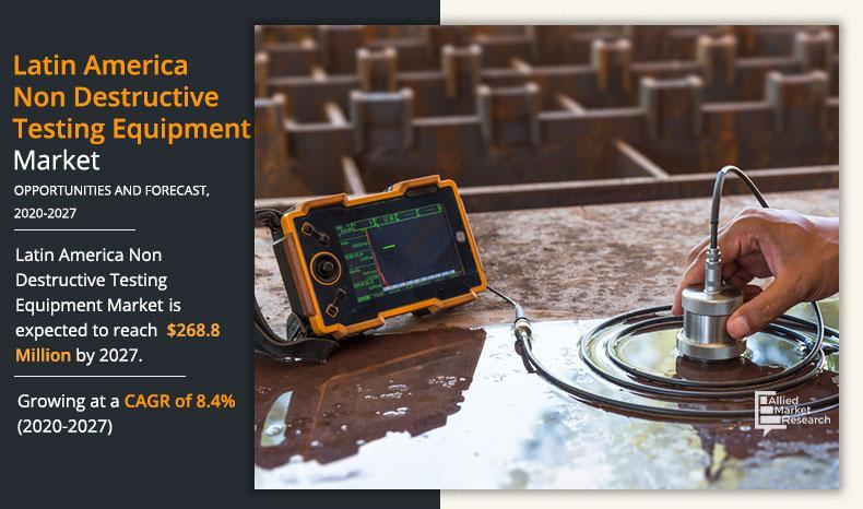 Latin America Non-Destructive Testing Equipment Market