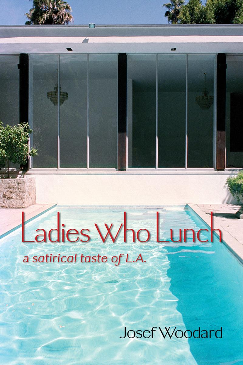Ladies Who Lunch, cover