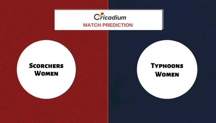 Super Series, 2021 Match 3 SCO-W vs TYP-W Today Match Prediction 9-May-2021