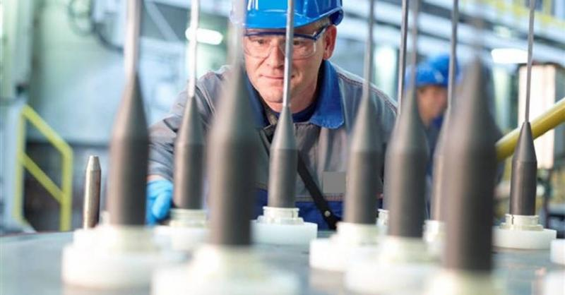 The era of western polysilicon manufacturers at the world's top is drawing to a close – Image: Silicon Products Group