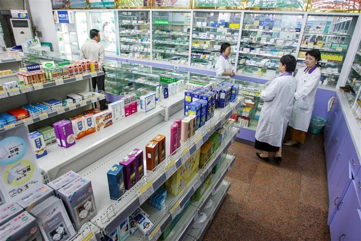 Chain Drugstores Market Key Players' Production Capacity,