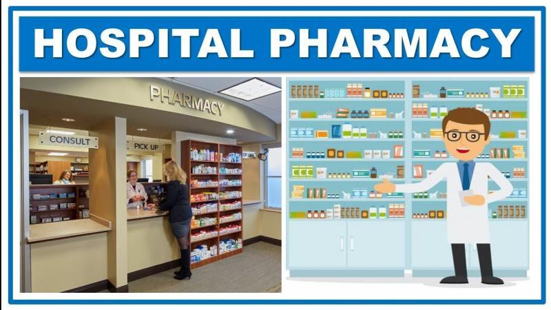 China Hospitals and Pharmacy Market