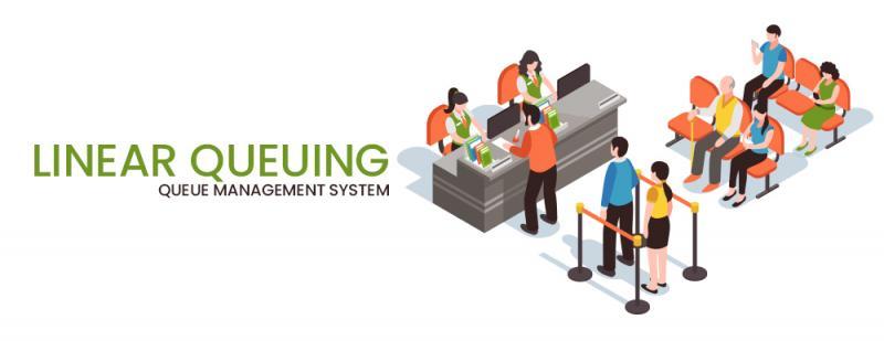 Linear Queue Management System