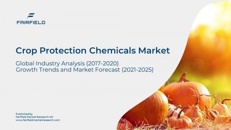 Crop Protection Chemicals Market Poised for 5.3% CAGR over