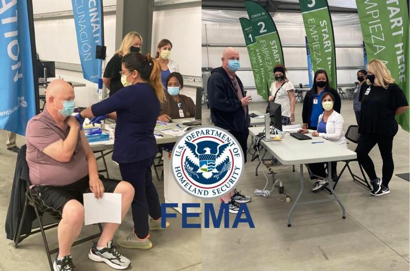 Seventh-day Adventists have Partnered with FEMA and the US