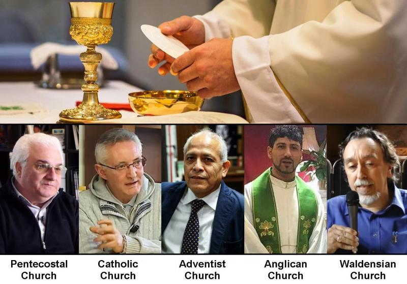 """Adventists Embrace """"Eucharistic Hospitality"""" on Their"""
