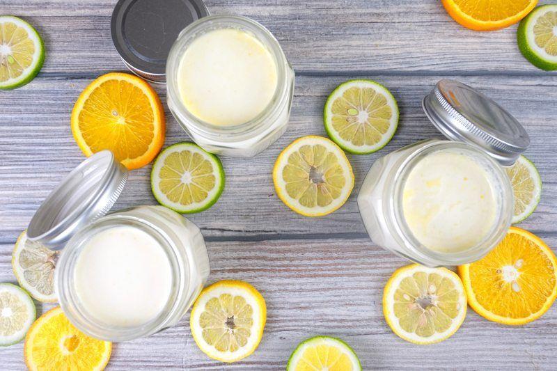 Citrus Yogurt Market